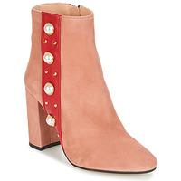 Cipők Női Bokacsizmák Jonak CHERRY Rózsaszín
