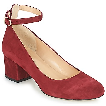 Cipők Női Félcipők Jonak VESPA Piros