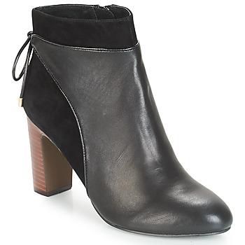 Cipők Női Bokacsizmák Jonak BEAR Fekete