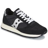 Cipők Rövid szárú edzőcipők Saucony JAZZ ORIGINAL VINTAGE Fekete  / Fehér