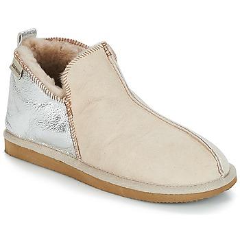 Cipők Női Mamuszok Shepherd ANNIE Fehér