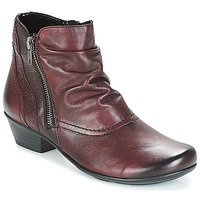 Cipők Női Bokacsizmák Remonte Dorndorf SORIAL Bordó