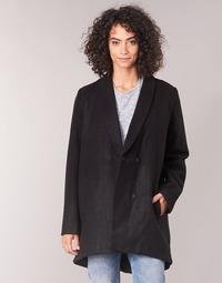 Ruhák Női Kabátok Vila VICAMDON Fekete