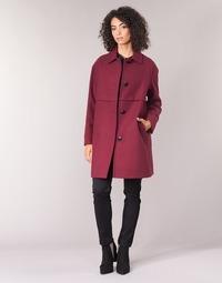 Ruhák Női Kabátok Sisley FAREDA Bordó