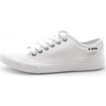 Cipők Női Rövid szárú edzőcipők Big Star W274835 Fehér