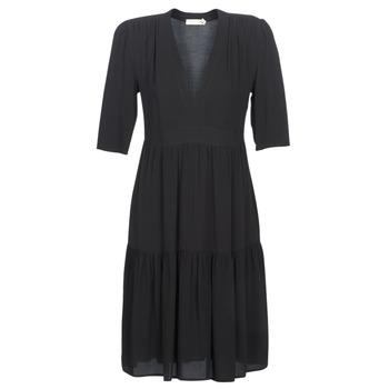 Ruhák Női Hosszú ruhák See U Soon CUICO Fekete