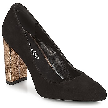 Cipők Női Félcipők Lola Espeleta ERWANA Fekete