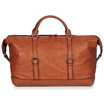 Táskák Utazó táskák Casual Attitude DAVITO Teve