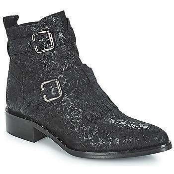 Cipők Női Csizmák Philippe Morvan SMAKY1 V2 DAISY LUX Fekete