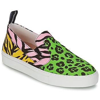 Cipők Női Belebújós cipők Moschino Cheap & CHIC LIDIA Sokszínű