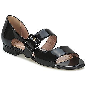 Shoes Női Szandálok / Saruk Moschino Cheap & CHIC LORETTA Fekete