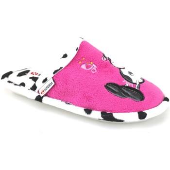 Cipők Lány Mamuszok Superga AJ742 Rózsaszín