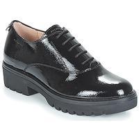 Cipők Női Oxford cipők Stonefly PERRY II 1 PATENT Fekete