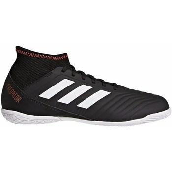 Cipők Gyerek Fedett pályás sport adidas Originals Predator Tango 183 IN J Czarne