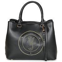 Táskák Női Kézitáskák Versace Jeans GARA Fekete