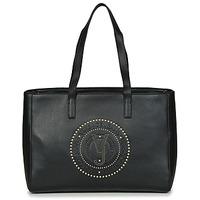 Táskák Női Bevásárló szatyrok / Bevásárló táskák Versace Jeans CESUS Fekete