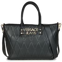 Táskák Női Kézitáskák Versace Jeans TACAZO Fekete