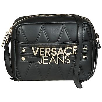 Táskák Női Válltáskák Versace Jeans SOTARA Fekete