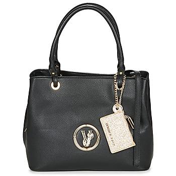 Táskák Női Kézitáskák Versace Jeans SICHA Fekete