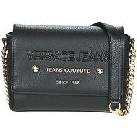 Táskák Női Válltáskák Versace Jeans SINLAGA Fekete
