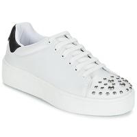Cipők Női Rövid szárú edzőcipők Vero Moda SITTA SNEAKER Fehér