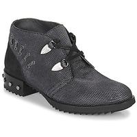 Cipők Női Csizmák Mam'Zelle XESTO Fekete