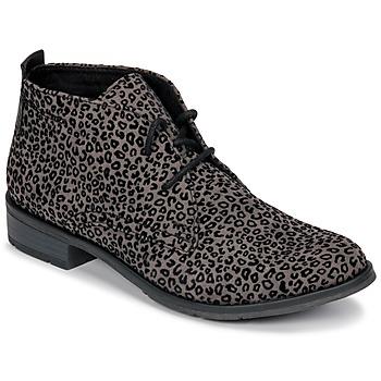Cipők Női Csizmák Marco Tozzi PALANA Szürke