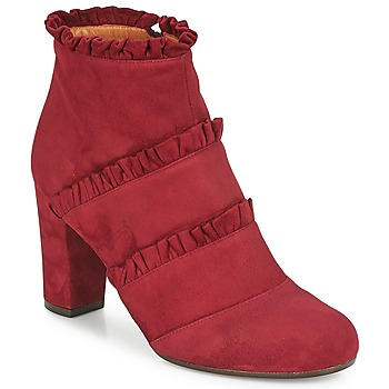 Cipők Női Bokacsizmák Chie Mihara KAFTAN Bordó