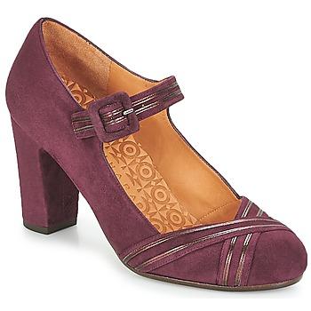 Cipők Női Félcipők Chie Mihara KALEI Bordó