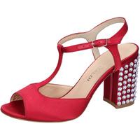 Cipők Női Szandálok / Saruk Lella Baldi AH826 Piros