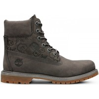 Cipők Női Magas szárú edzőcipők Timberland 6IN Premium Boot W Szare,Brązowe