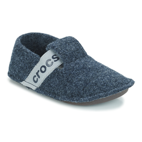 Cipők Gyerek Mamuszok Crocs CLASSIC SLIPPER K Tengerész