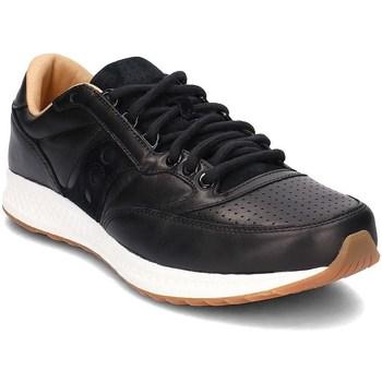 Cipők Férfi Rövid szárú edzőcipők Saucony Freedom Runner Fekete