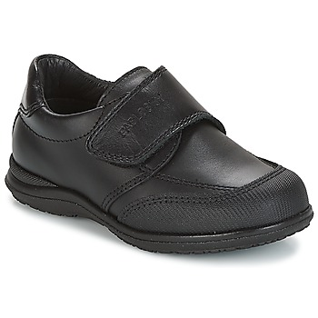 Cipők Fiú Oxford cipők Pablosky BAKLAVO Fekete