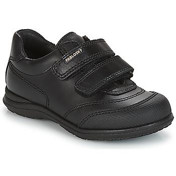 Cipők Fiú Oxford cipők Pablosky BAKKYLIN Fekete