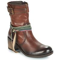 Cipők Női Bokacsizmák Felmini URRACO Barna