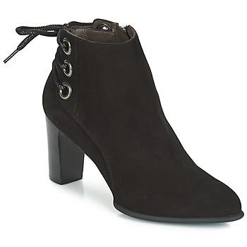 Cipők Női Bokacsizmák Perlato OERAD Fekete
