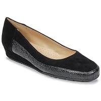 Cipők Női Balerina cipők / babák Perlato TRASA Ferrer / Kamera / Fekete