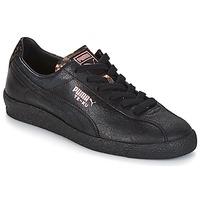 Cipők Női Rövid szárú edzőcipők Puma WN TE-KU ARTICA.BLACK-BLAC Fekete