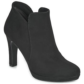 Cipők Női Bokacsizmák Tamaris LYCORIS Fekete