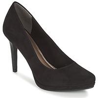 Cipők Női Félcipők Tamaris JOIE Fekete