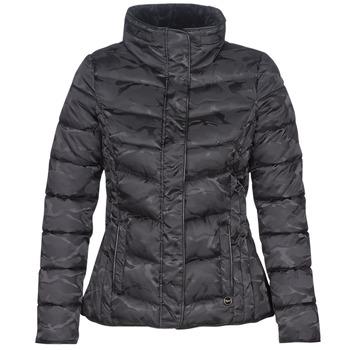 Ruhák Női Steppelt kabátok Kaporal GLIT Fekete