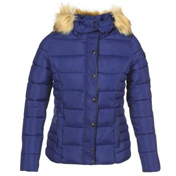 Ruhák Női Steppelt kabátok Kaporal GOLDY Tengerész
