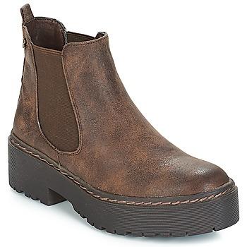 Cipők Női Csizmák Refresh SOBAO Barna
