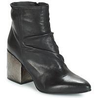 Cipők Női Bokacsizmák Now BOLOGNA Fekete