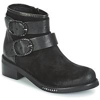 Cipők Női Csizmák Mimmu MYLANN Fekete