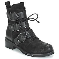 Cipők Női Csizmák Mimmu MOEZ Fekete
