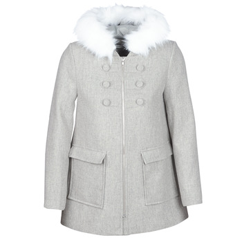 Ruhák Női Kabátok Naf Naf AZALI Szürke