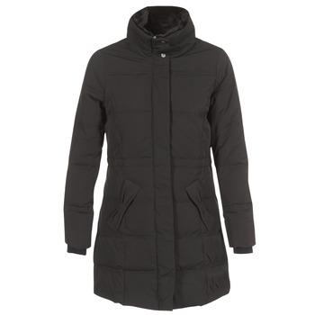 Ruhák Női Kabátok Naf Naf BULODI Fekete