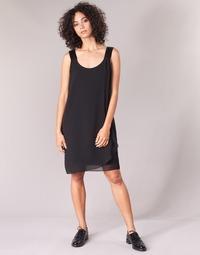 Ruhák Női Rövid ruhák Naf Naf KLOE Fekete
